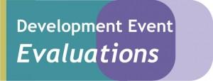 Development Event Evaluations