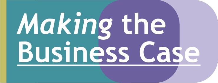 """Presenter very good. Extremely impressed, excellent content and group participation. Highly recommend!"" – Making the Business Case – Sedgefield"