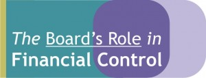 The board's role in financial control