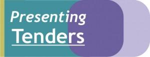Presenting Tenders