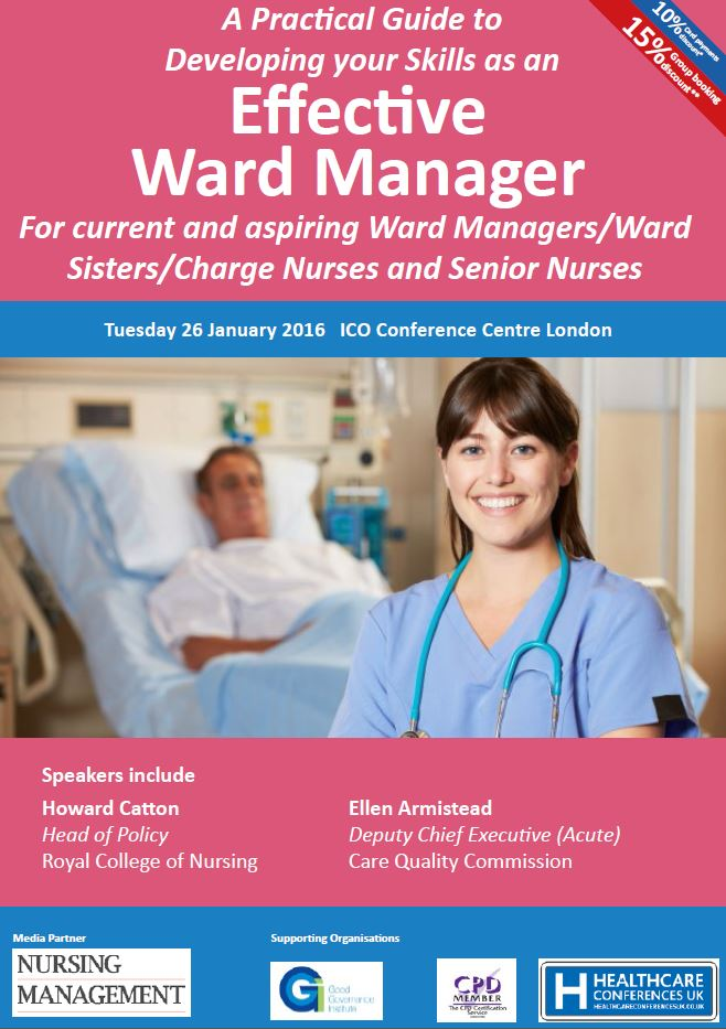 Effective Ward Manager Conference