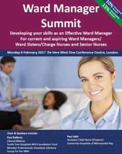2017-02-06 Ward Manager Summit