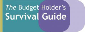 """Brilliant. What a FAB day and I hate maths! Everyone should have this if they have budget management."" – The Budget Holder's Survival Guide – Eastbourne"