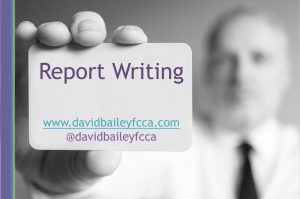 """Very positive, interactive training session. Would recommend."" – Report Writing – Nottingham"