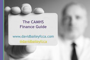 """The style of David is very engaging and entertaining. Accounting training is a really thrilling subject!"" – The CAMHS Finance Guide"